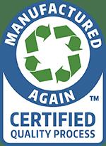 Mera Manufactured Again Certification